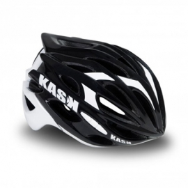 Casque mojito Kask noir blanc
