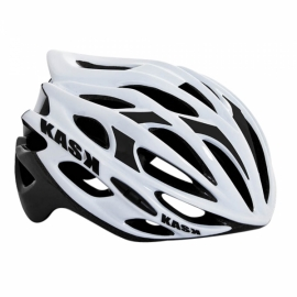 Casque mojito Kask blanc noir