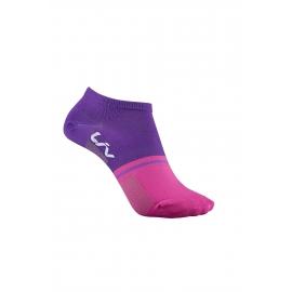 Socquettes Liv Festa fushia violet
