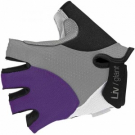 Gants courts LIV Passion Violet