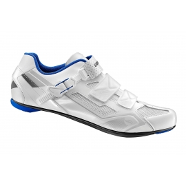 Chaussures vélo route Giant Phase 2 blanc