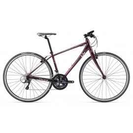 Vélo route femme liv Thrive 2 pourpre