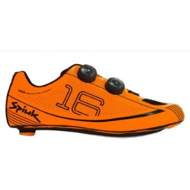 Chaussures vélo route 16RC orange Spiuk