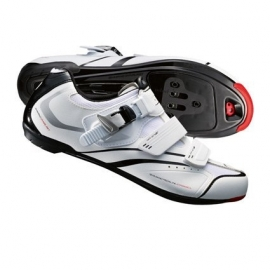 Chaussures Vélo route R088 Shimano blanche
