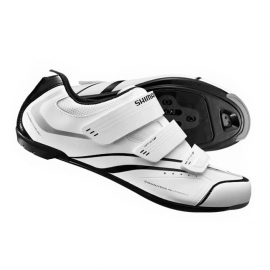 Chaussures Vélo route R078 Shimano blanc