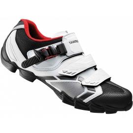 Chaussures VTT M088 Shimano blanc