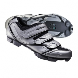 Chaussures VTT XC30 Shimano argent