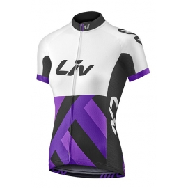 Maillot manches courtes femme LIV race day 2017