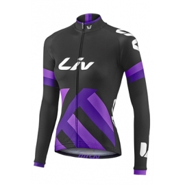 Maillot manches longues femme LIV Race day 2017