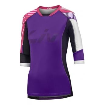 Maillot VTT femme Tangle violet