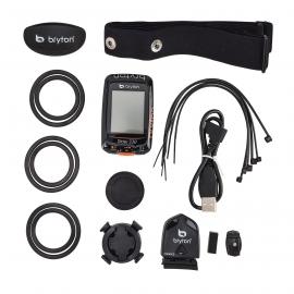 GPS Bryton Rider 330 avec cadence et cardio