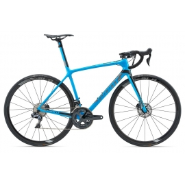 Velo route Giant TCR advanced SL 1 disc Ultegra Di2 2018