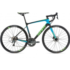 Velo route giant Defy advanced 3 Tiagra 2018