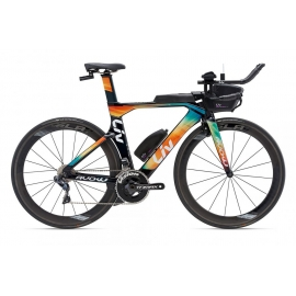 Vélo triathlon femme Avow advanced pro 1ultegra DI2 2018 Liv