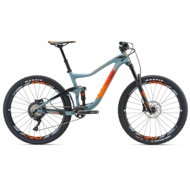 VTT tout suspendu Trance advanced 2 27.5 Giant 2018