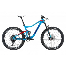 VTT tout suspendu Trance advanced 1 Giant 2018