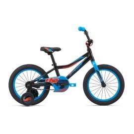 "Vélo Enfant Giant Animator 16"" bleu rouge"