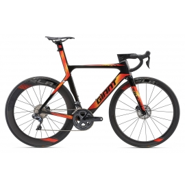 Vélo route Giant Propel Advanced SL 1 Disc Ultegra Di2 2018