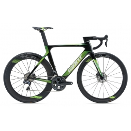 Vélo route Giant Propel Advanced pro Disc Ultegra Di2 2018