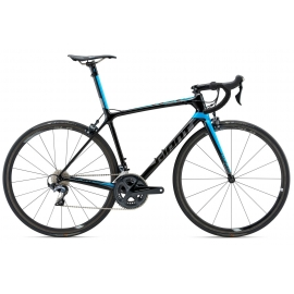 Velo route Giant TCR advanced Pro 0 Dura Ace 2018