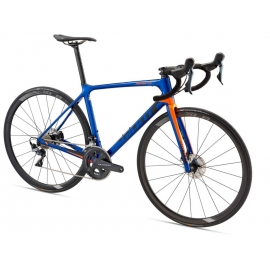 Velo route Giant TCR advanced PRO 1 Disc Ultegra 2018