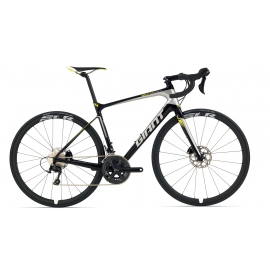 Velo route giant Defy advanced pro 2 105 disc 2017