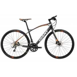 Vélo route Fastroad comax 2 disc 2018 Giant