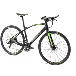 Vélo route Giant Fastroad SLR1 disc 2018