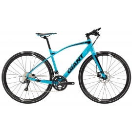 Vélo route Giant Fastroad SLR 2 disc 2018