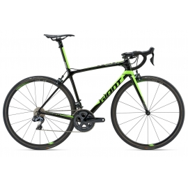Velo route Giant TCR advanced SL 1 Ultegra Di2 2018