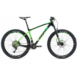 VTT semi-rigide Giant XTC 27.5 advanced 2 2018