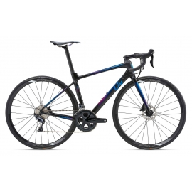 Vélo route femme langma advanced Disc New ultegra 2018