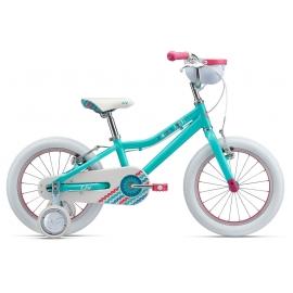 """Vélo Enfant 16"""" Adore bleu"""
