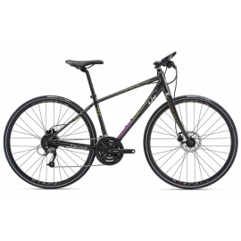 Vélo femme route fitness LIV Thrive 2 disc 2018