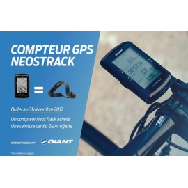 GPS Giant Neos Track