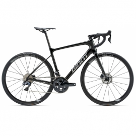 Vélo route Giant Defy advanced pro 0 ultegra DI2 2018
