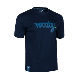 Maillot VTT Rocday Original bleu sanitized