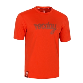 Maillot VTT Rocday Original orange sanitized