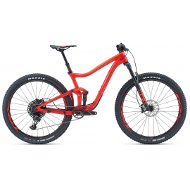 VTT tout suspendu Giant Trance advanced pro 29 2 2019