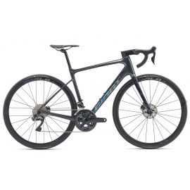 Vélo route Giant Defy advanced pro 0 ultegra DI2 2019