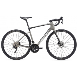 Vélo route Giant Defy advanced 1 ultegra 2019