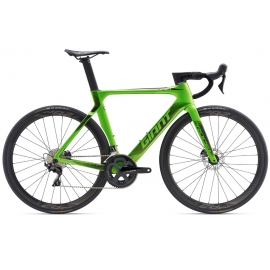Vélo route Giant Propel Advanced 2 Disc 2019