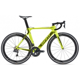 Vélo route Giant Propel Advanced 0 2019