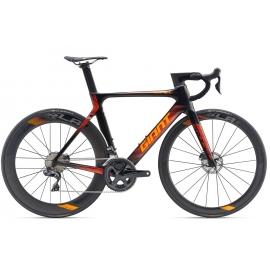 Vélo route Giant Propel Advanced Pro 1 ultegra 2019