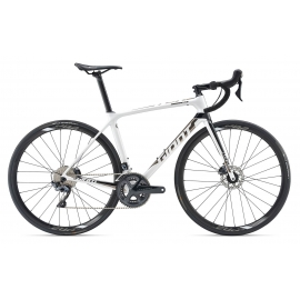 Vélo route Giant TCR advanced 1 Disc KOM 2019