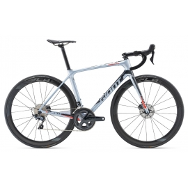 Vélo route Giant TCR advanced pro 1 disc 2019