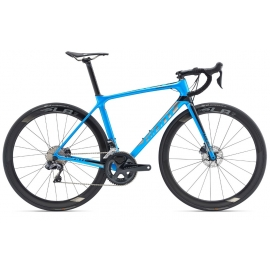 Vélo route Giant TCR advanced pro 0 disc 2019