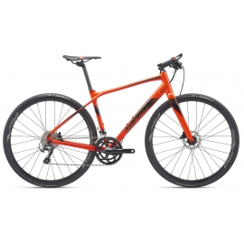 Vélo route Fastroad SL 1 disc Giant 2019