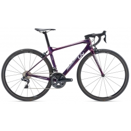 Vélo route femme langma advanced Pro 0 ultegra Di2 2019
