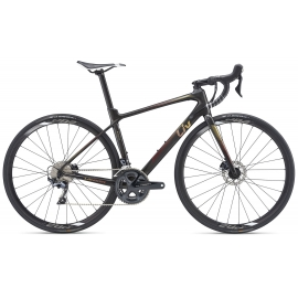 Vélo route femme langma advanced 1 disc ultegra 2019
